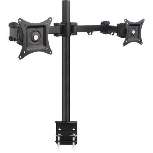 """SIIG Dual Monitor Desk Mount for 13 to 27"""" Displays"""