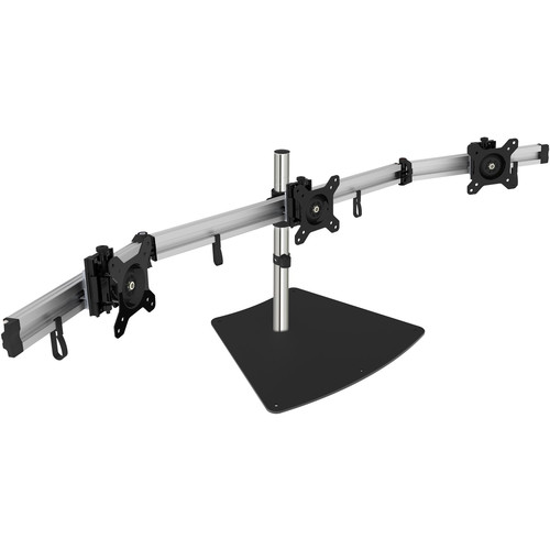 "SIIG Triple Monitor Stand for 13 to 27"" Displays"