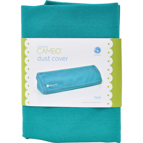 silhouette Cameo Dust Cover (Teal)