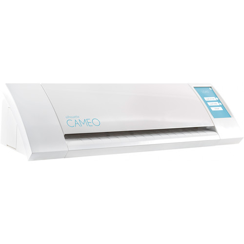 silhouette CAMEO Electronic Cutting Tool with LCD Touchscreen
