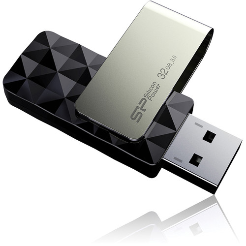 Silicon Power 32GB Blaze B30 USB 3.0 Flash Drive