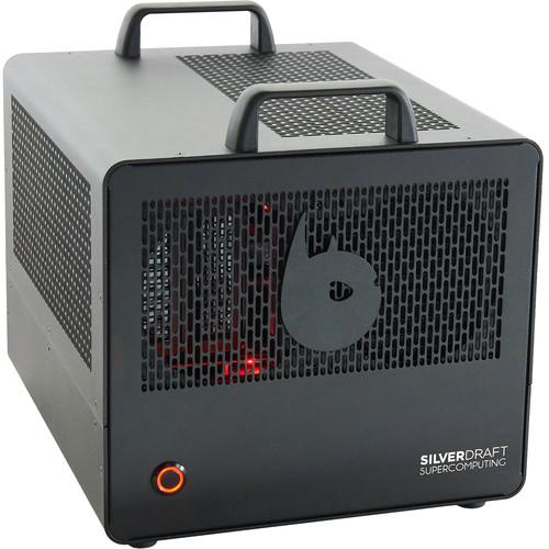 Silverdraft VR Dit/ i9-7900X/ 32GB/ 2x 1TB SSD/ 2x GTX 1080Ti/ Windows 10 Pro