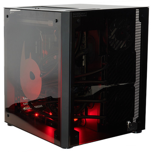 Silverdraft VR SP/ i9-7800X/ 32GB/ 500GB SSD/ GTX 1080Ti/ Windows 10 Pro