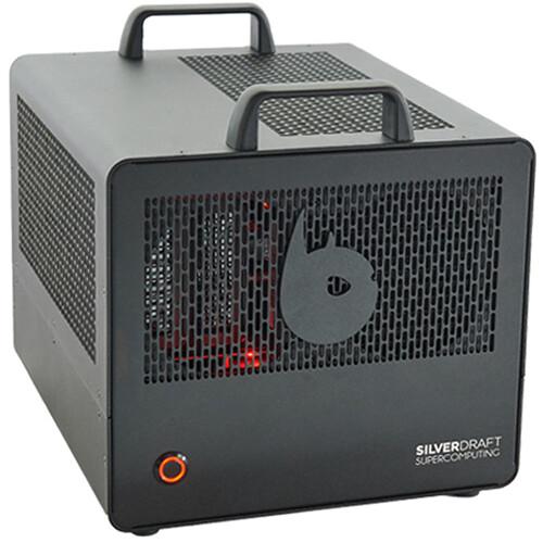 Silverdraft Demon SP BLAZE Workstation