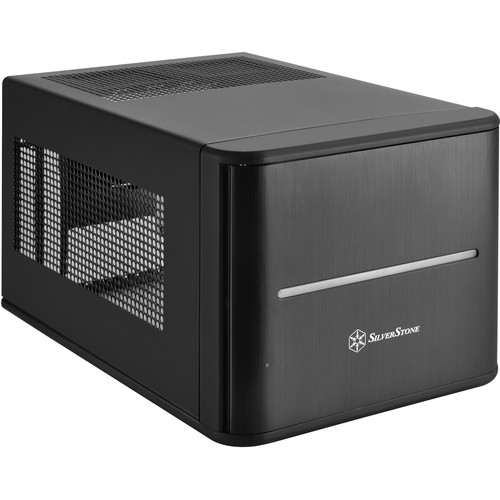 "SilverStone CS280 Case Storage Series 8-Bay 2.5"" Small Form Factor NAS Chassis"