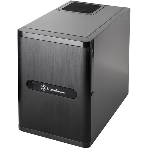 SilverStone SST-DS380B SFF Mini-Tower Case