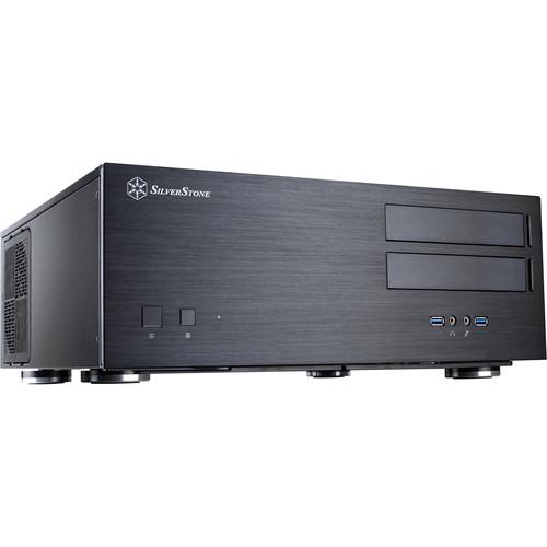 SilverStone GD08 Grandia HTPC Case