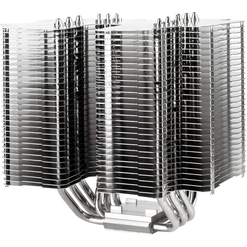 SilverStone 95W Fanless CPU Cooler with AM4 Mounting Kit