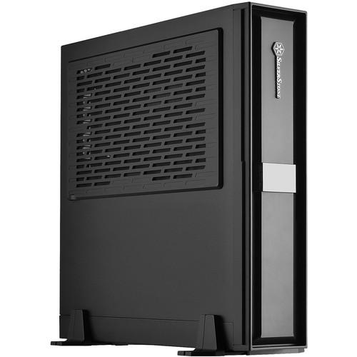 SilverStone ML08 Milo Series Slim Mini-ITX Console Case