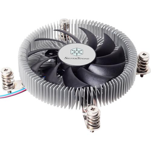SilverStone Nitrogon NT07-115X Low Profile CPU Cooler