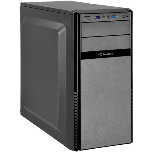 SilverStone Precision Series PS11 Mid-Tower Case