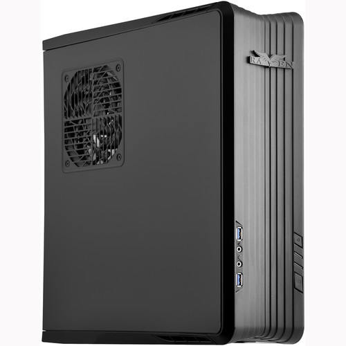 SilverStone RAVEN RVZ01B-E Mini-Tower Case