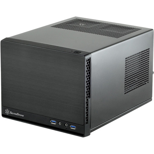 SilverStone Sugo SG13B-Q Mini-Tower Case
