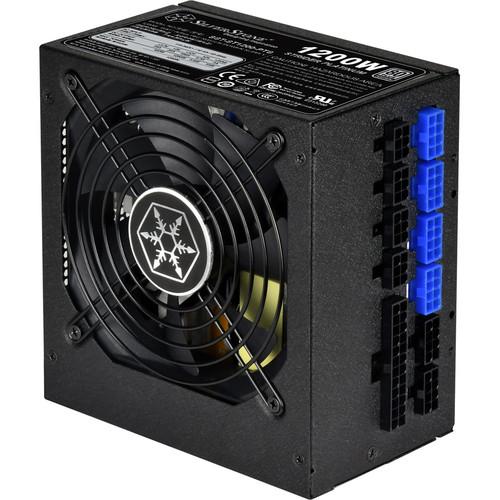 SilverStone Strider Series 1200W 80 Plus Platinum Modular Power Supply