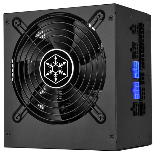 SilverStone Strider Series 550W 80 Plus Platinum Modular Power Supply