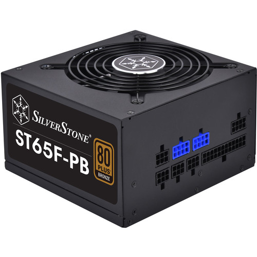 SilverStone Strider Series 650W 80 Plus Bronze Modular Power Supply