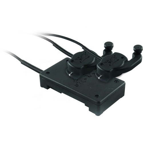 Silynx Communications Two BA5590 Adapter for One MBITR/152 Radio