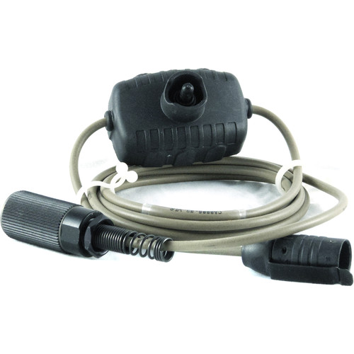 Silynx Communications Vehicle Intercom System Cable Adapter (Black)