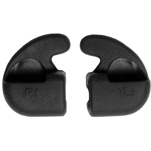Silynx Communications Shell Ear Retainers (Large, 3-Pair)