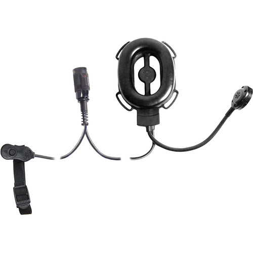 Silynx Communications Single-Sided Circumaural Headset with 5-Pin Audio Connector