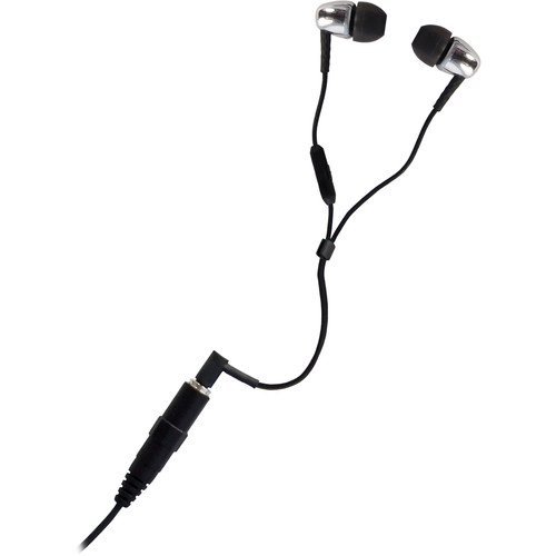 Silynx Communications Civilian Headset Cable Adapter for Clarus, XPR & Optimus