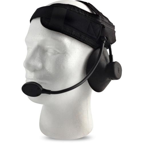 Silynx Communications HUS000310 Eagle Headband (Black)