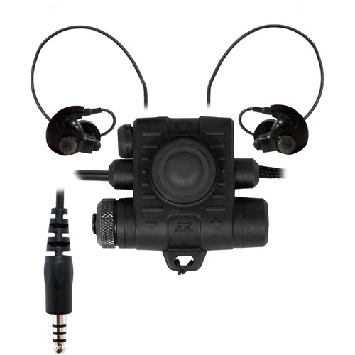 Silynx Communications Panther Headset System (Black)