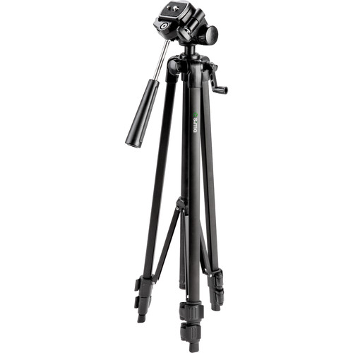 "Sima 42"" Pro Panorama 3-Section Tripod (Black)"
