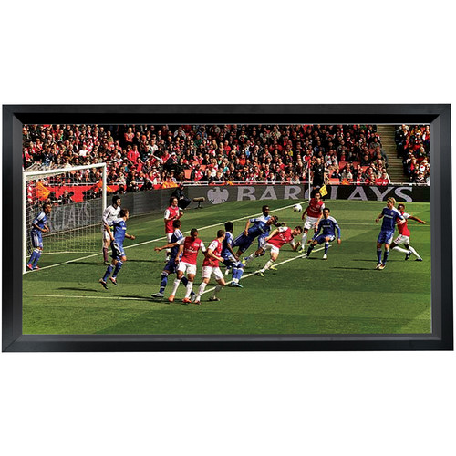"""Sima XL-110-VX 110"""" Fixed Frame Projection Screen"""