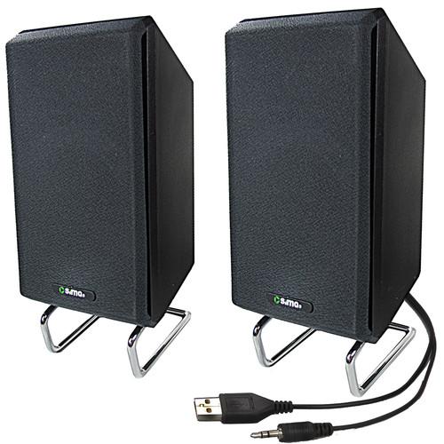 Sima 10W Powered USB Speakers
