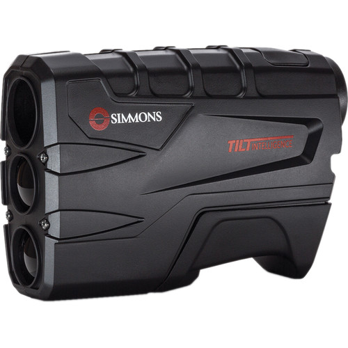 Simmons Volt 600 4x20 Rangefinder with Tilt Intelligence (Black)