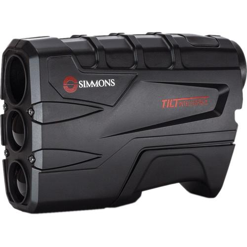 Simmons Volt 600 4x20 Rangefinder with Tilt Intelligence (Black)