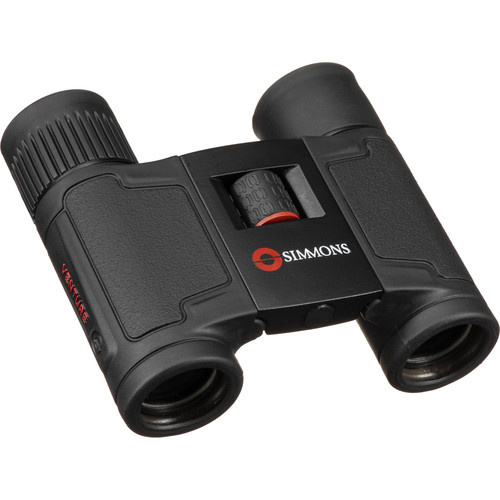 Simmons 10x21 Venture Binoculars (Black)