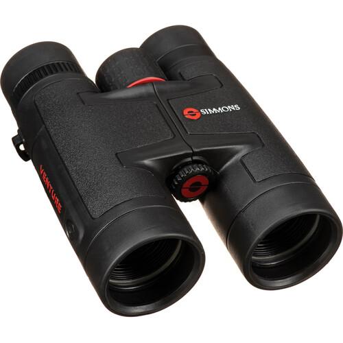 Simmons 10x42 Venture Binoculars (Black)
