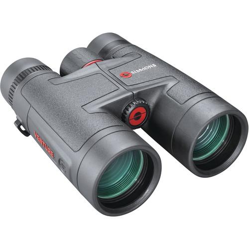 Simmons 8x42 Venture Binoculars (Black)