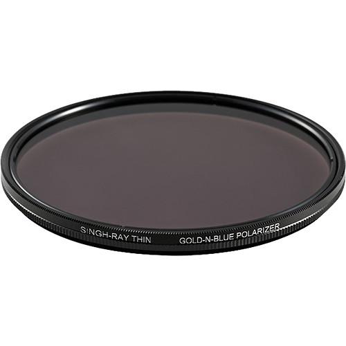 Singh-Ray 67mm Thin Gold-N-Blue Polarizer Filter