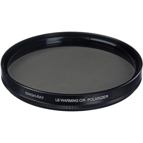 Singh-Ray 95mm LB (Lighter, Brighter) Warming Circular Polarizer Filter