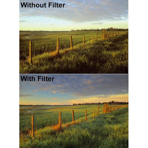 Singh-Ray 100 x 100mm LB (Lighter, Brighter) Warming Circular Polarizer Filter