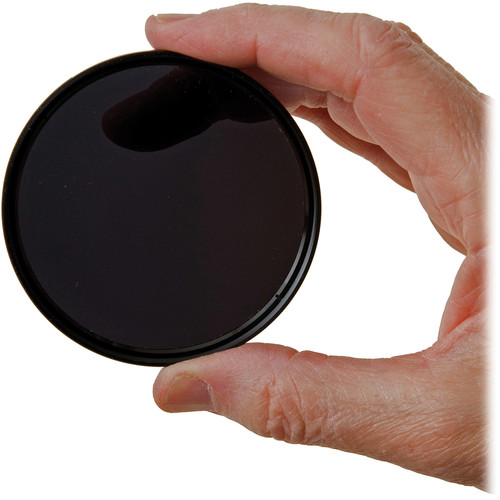 Singh-Ray 58mm Mor-Slo Solid Neutral Density 3.0 Filter (10 Stops)