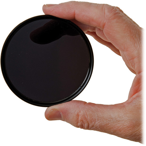 Singh-Ray 58mm Mor-Slo Neutral Density 10-Stop Filter (Thin)