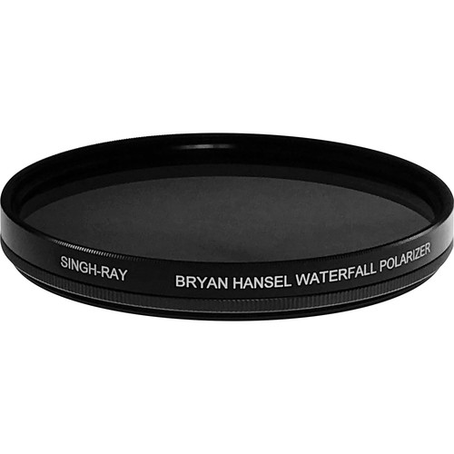 Singh-Ray 58mm Bryan Hansel Waterfall Polarizer Filter