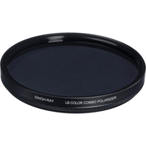 Singh-Ray LB ColorCombo Polarizer Filter (Cokin Z-Pro Sprocket Mount)
