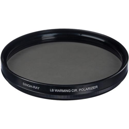 Singh-Ray 55mm LB Warming Circular Polarizer Filter