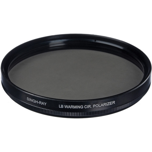 Singh-Ray 55mm LB Warming Circular Polarizer Filter