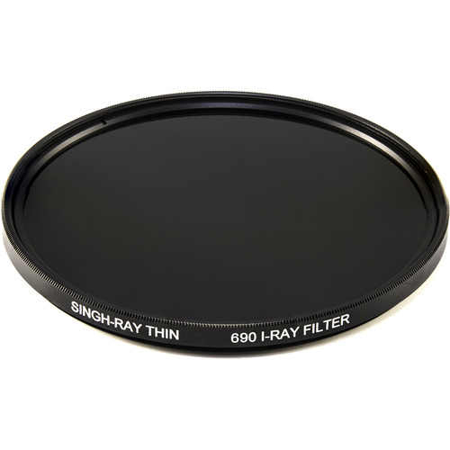 Singh-Ray 72mm Thin I-Ray 690 Infrared Filter with Front Filter Threads