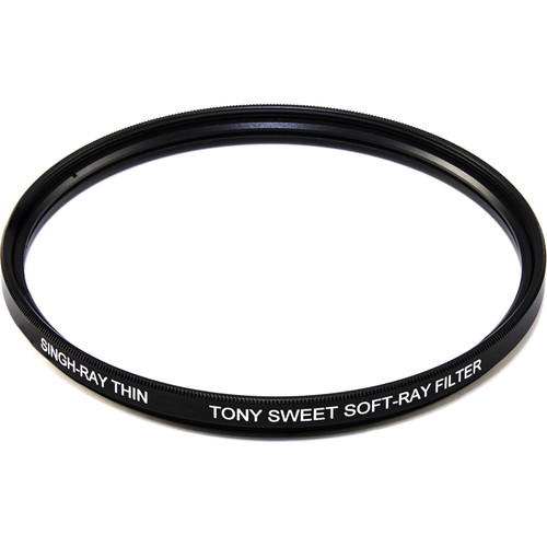 Singh-Ray 77mm Thin Tony Sweet Soft-Ray Diffuser Filter with Front Filter Threads