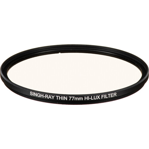 Singh-Ray 77mm Thin Hi-Lux Warming UV Filter