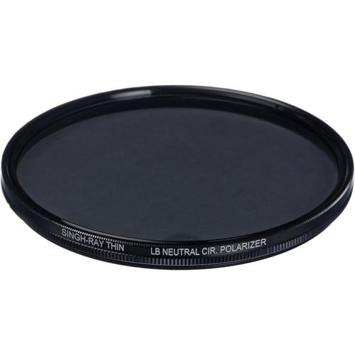 Singh-Ray 62mm LB Neutral Circular Polarizer Thin Mount Filter