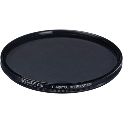 Singh-Ray 62mm LB Neutral Circular Polarizer Thin Mount Filter