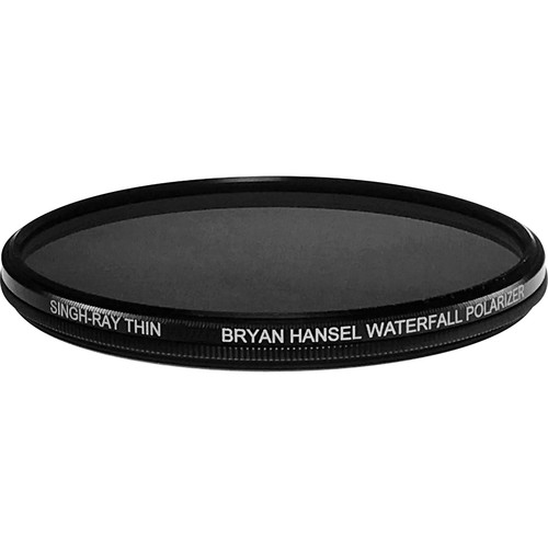 Singh-Ray 105mm Thin Bryan Hansel Waterfall Polarizer Filter